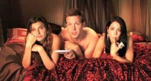 Tänään tv:ssä: ihka aidot orgiat – ja seksiähän muuten on!
