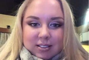 Huimasti laihtunut Henna Kalinainen julkaisi kuvan: Viehättävä vaalea kaunotar!