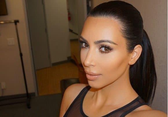Kim katdashian pornosuurin isku työpaikka video